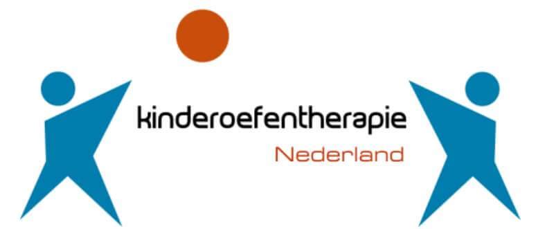 Logo kinderoefentherapie Nederland